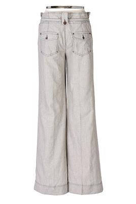 Anthropologie Termini Station Trousers