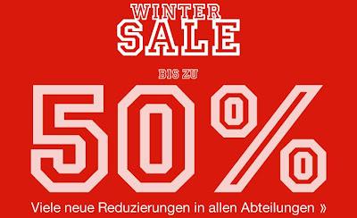Sale bei Tom Tailor: Bis zu 50 Prozent und 20 weitere Prozent mit Gutschein 'TT-CC-1201'