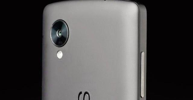 Google đổi miễn phí Nexus 5 bị hư hỏng