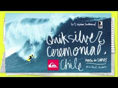 2013 Quiksilver Ceremonial Chile - Teaser