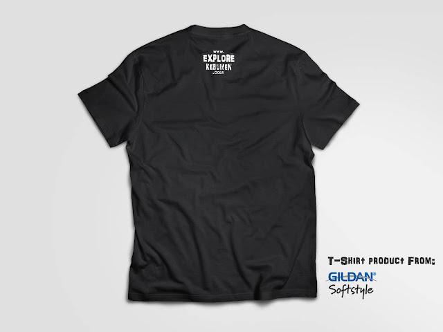 Kaos Premium Explore Kebumen