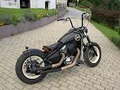 what a sad end harley davidson wl bobber. Black Bedroom Furniture Sets. Home Design Ideas