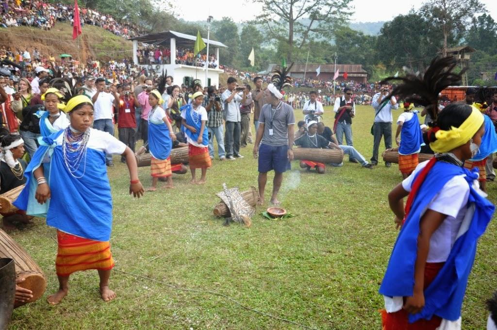 festivals of Meghalaya,tura garo hills