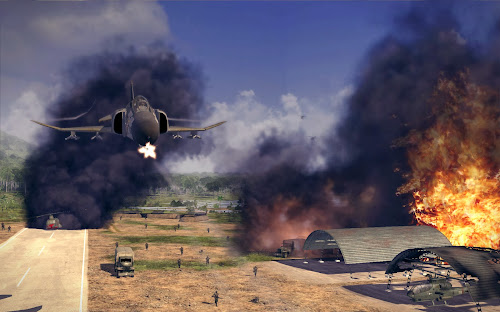 Air Conflicts Vietnam (2013) Full PC Game Mediafire Resumable Download Links