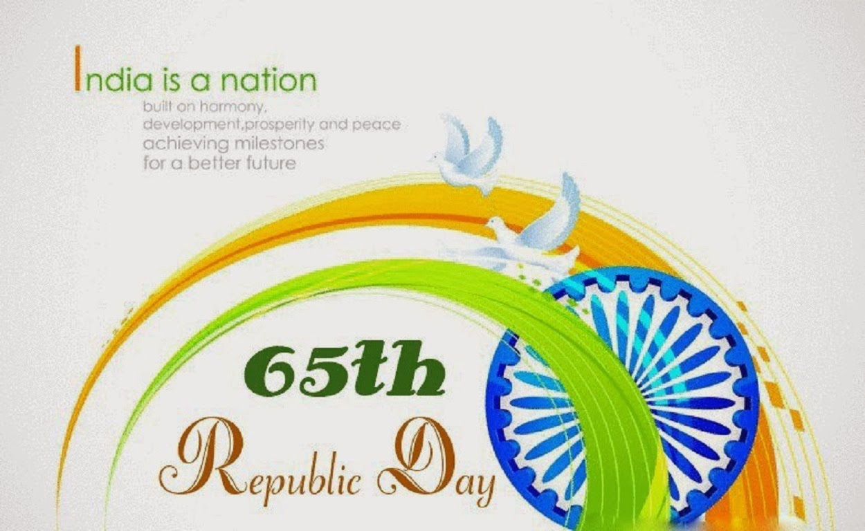 65th Happy Republic Day 2014 Images