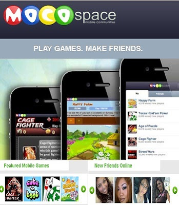 Login to Mocospace For Chat, Games and more Fun