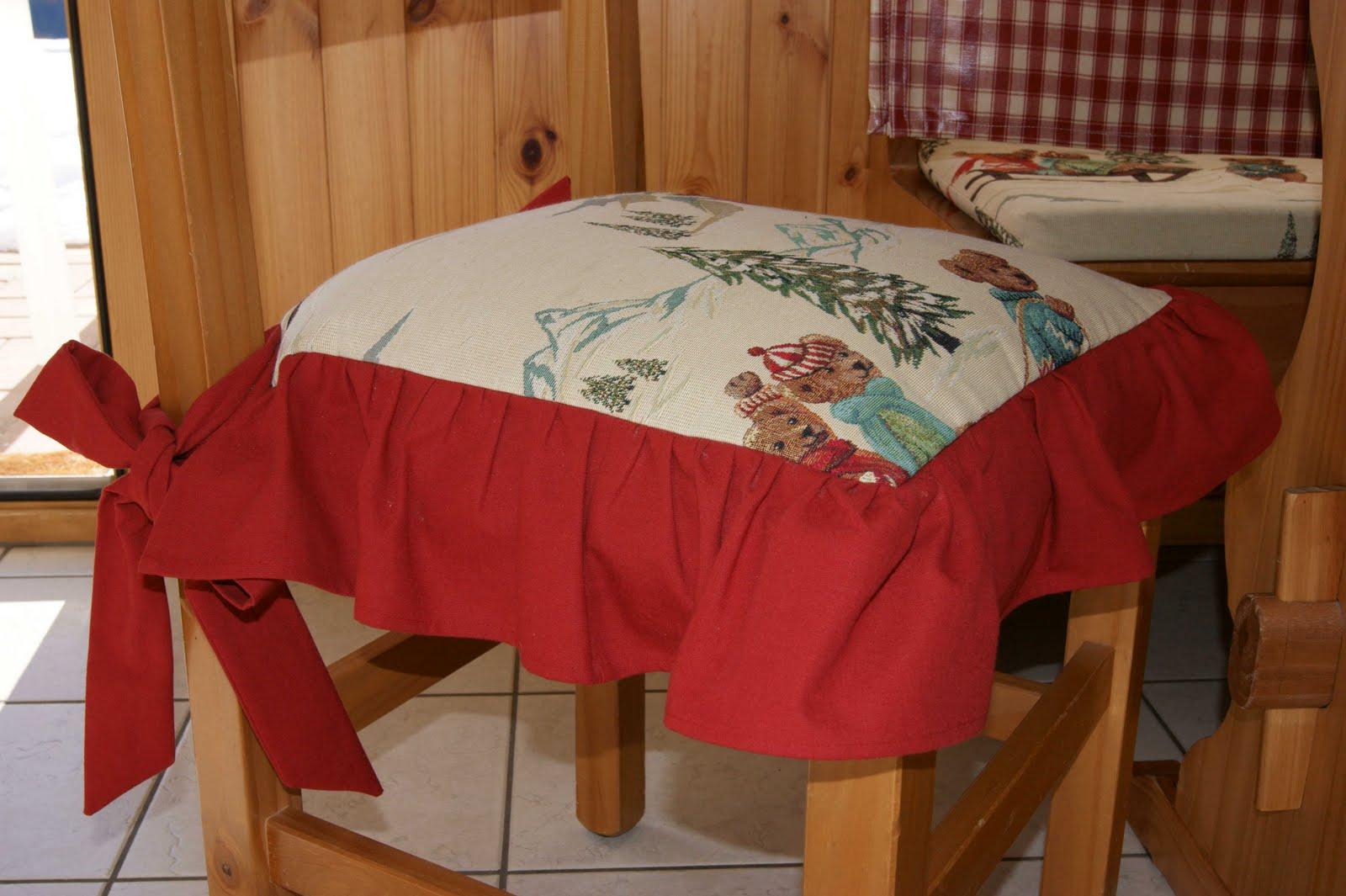 Awesome Cuscini Per Le Sedie Della Cucina Images - Skilifts.us ...