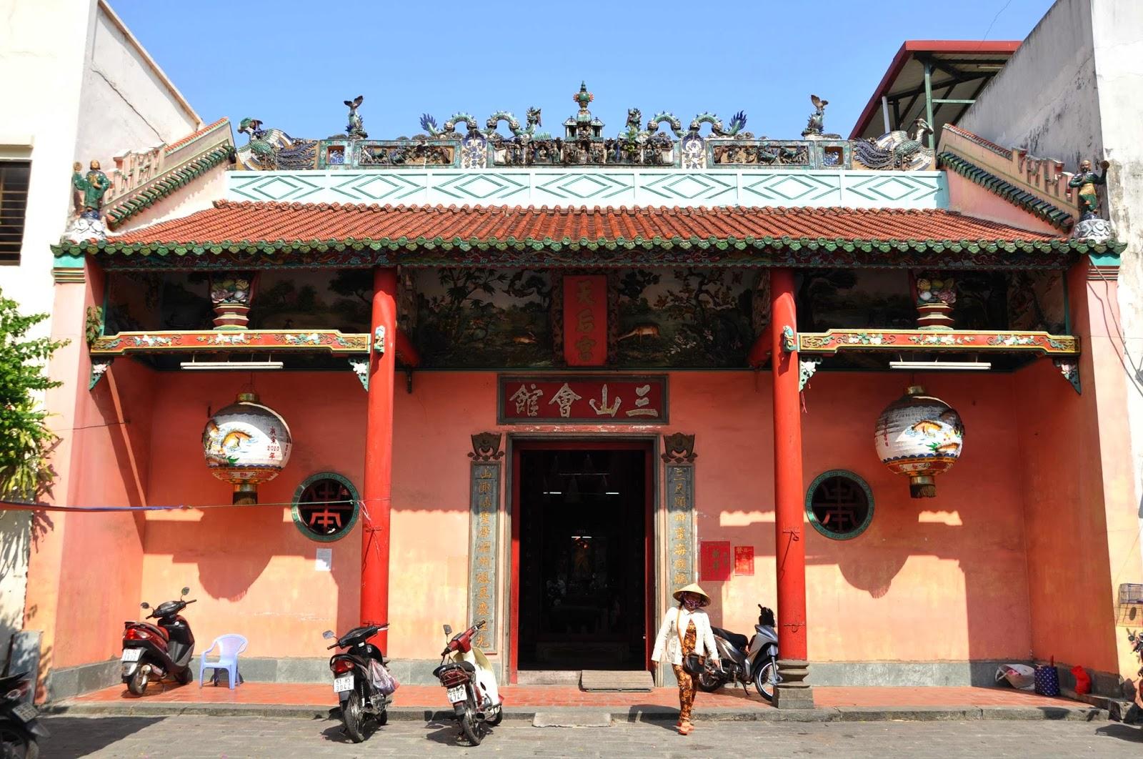 Cambodge laos vietnam ouest am ricain cholon et ses for Architecture chinoise