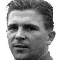 Ferenc Puskas portrait