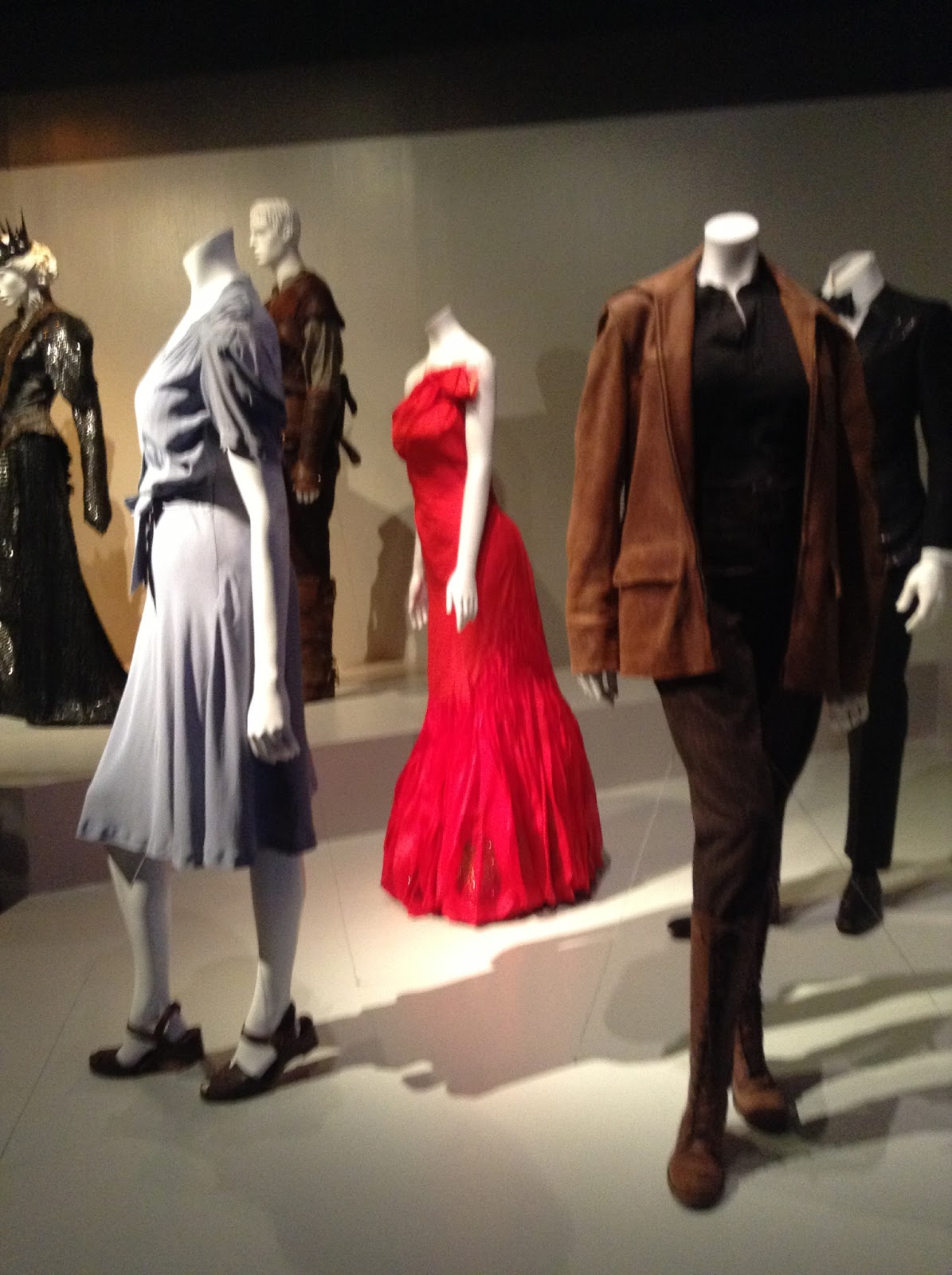 Welcome to district 12 february 2013 the hunger games costumes at fidm buycottarizona