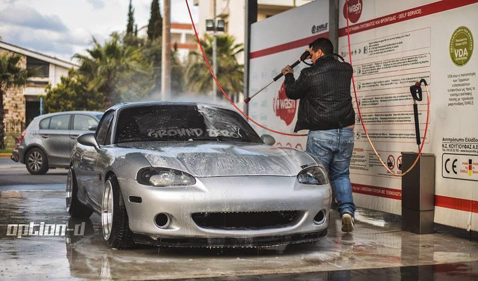 Jdmbits Mazda Mx5 Miata Custom Lip Spoiler