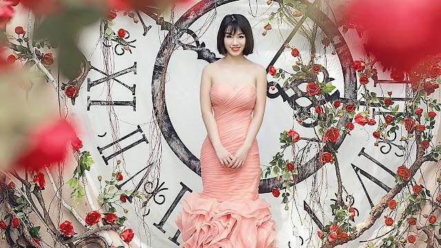 Linh Miu từng tham gia diễn xuất nhiều phim sitcom hay clip hài hước được dân mạng chia sẻ.