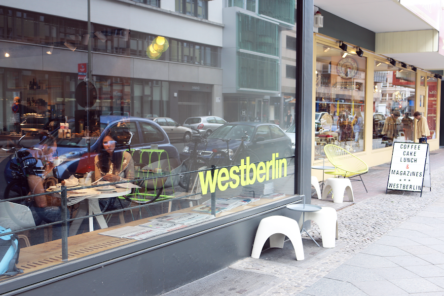 Westberlin coffee, Berlin