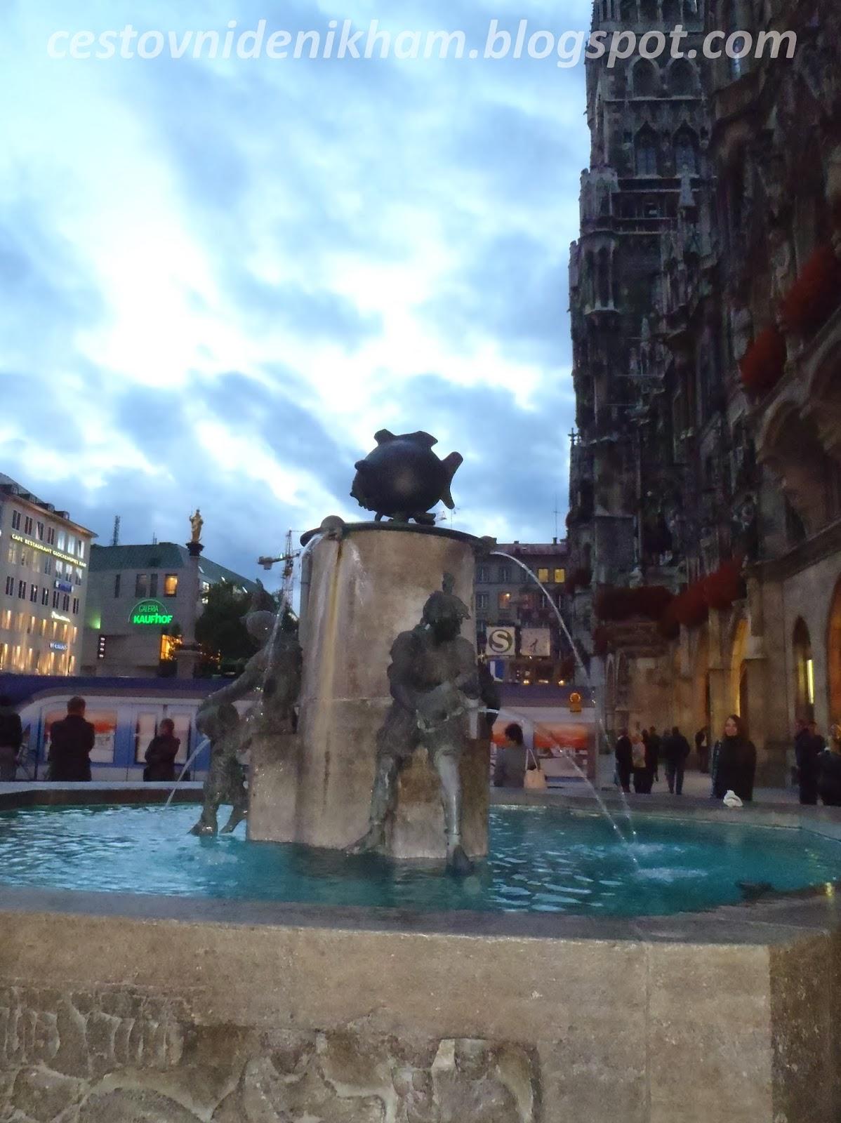 Fischbrunnen