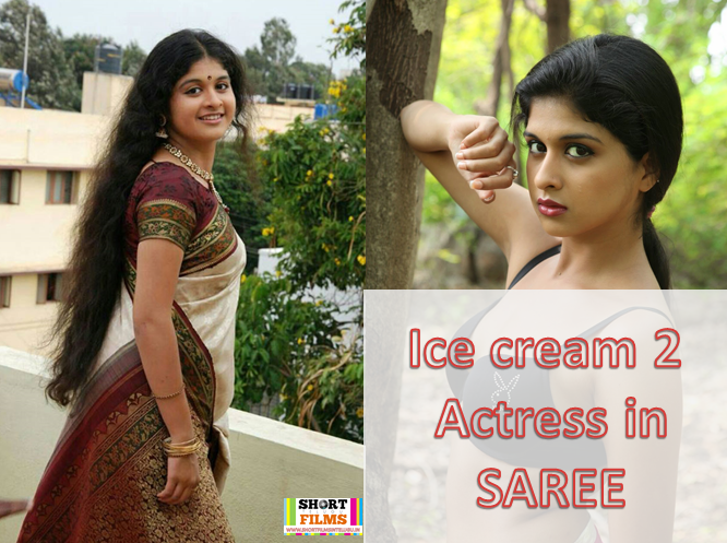 ICECREAM 2 NAVEENA SAREE PICS