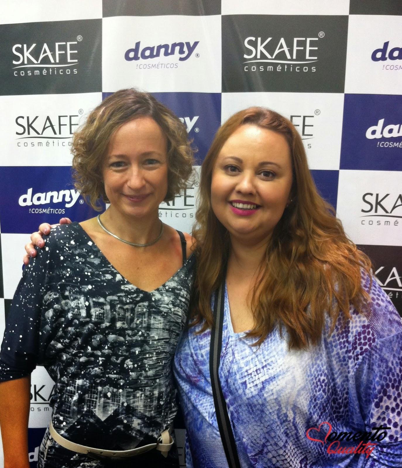 1º Encontro de Blogueiras Danny e Skafe