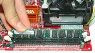 Cara Memasang RAM