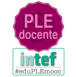 PRIMER  EMBLEMA #eduPLEmooc