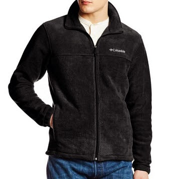 Columbia Mens Steens Mountain Front-Zip Fleece Jacket - Jacket