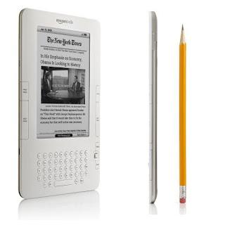 Taxas de importação na compra de um Kindle