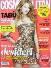 Sto nella rivista cosmopolitan