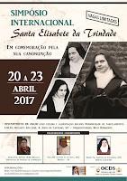 Simpósio Internacional Santa Elisabete da Trindade