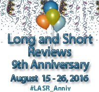 Long and Short Reviews Anniversary Party