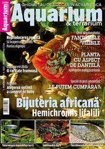 Aquarium & Terrarium - nr 8 Iulie 2009 (Profipet)
