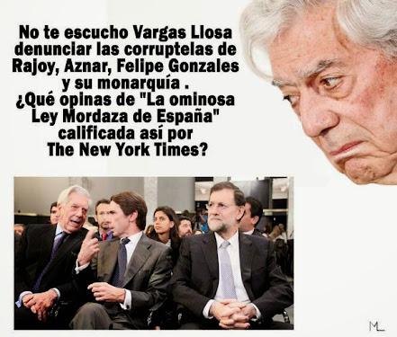 ! NO TE ESCUCHO !. Por Manuel Loayza