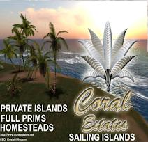 Coral Estates Sailing Island