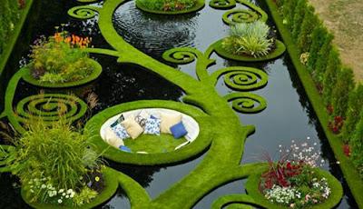 Taman Unik di Dunia
