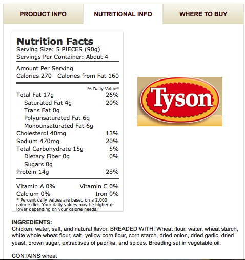 grilled boneless chicken breast nutritional information