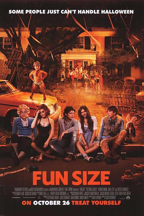 Fun Size (2012) DVDRip Español Latino