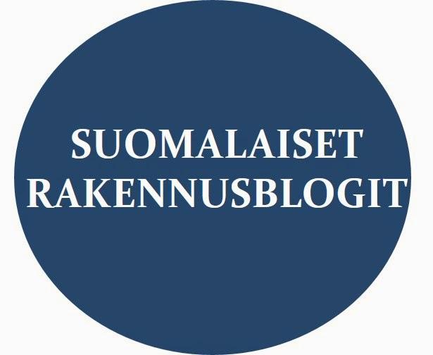 Suomalaiset rakennusblogit