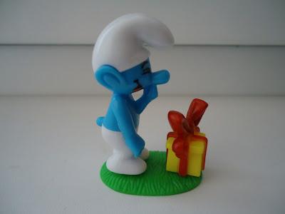 Jockey Smurf