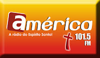 Rádio América FM 101,5 MHz