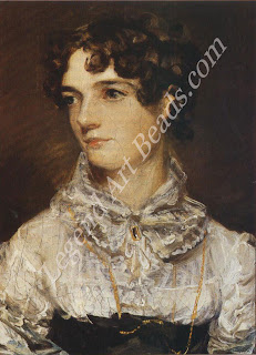 Maria in 1861 just before marrige