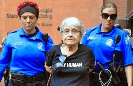 Hedy Epstein: Αισθάνομαι ειρηνεμένη με τον εαυτό μου, όταν νιώθω ότι κάνω το σωστό.