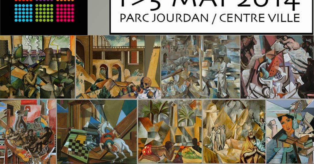 Debat art figuration peintures synchronistiques au sm art - Parc jourdan aix en provence ...