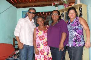 Visitas as família de alunos do José Pires