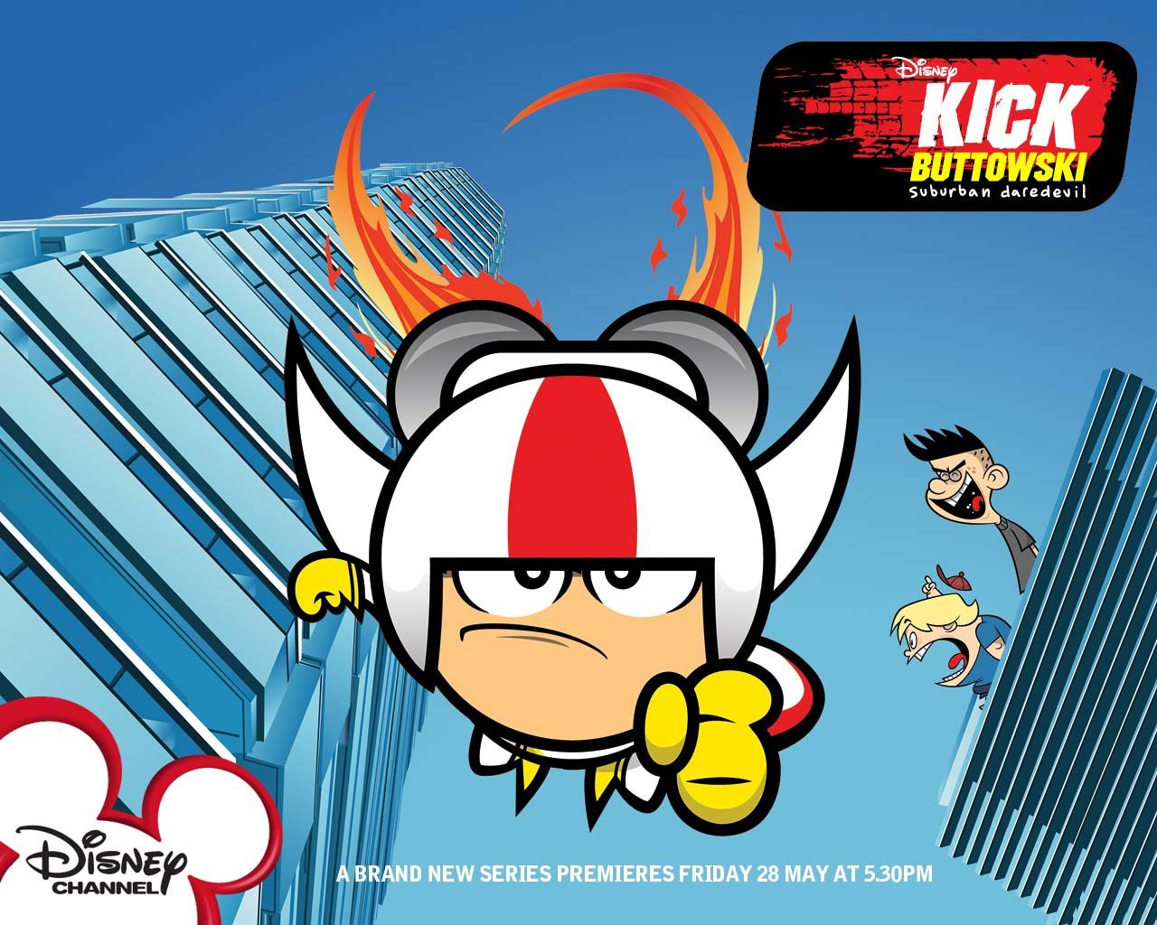 KICK BUTTOWSKI MEDIO DOBLE DE RIESGO
