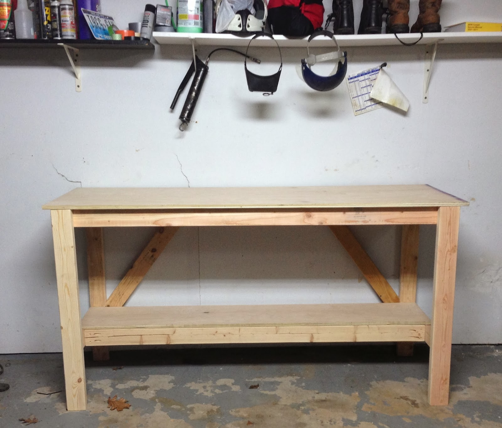 Wilker Do's: DIY Workbench