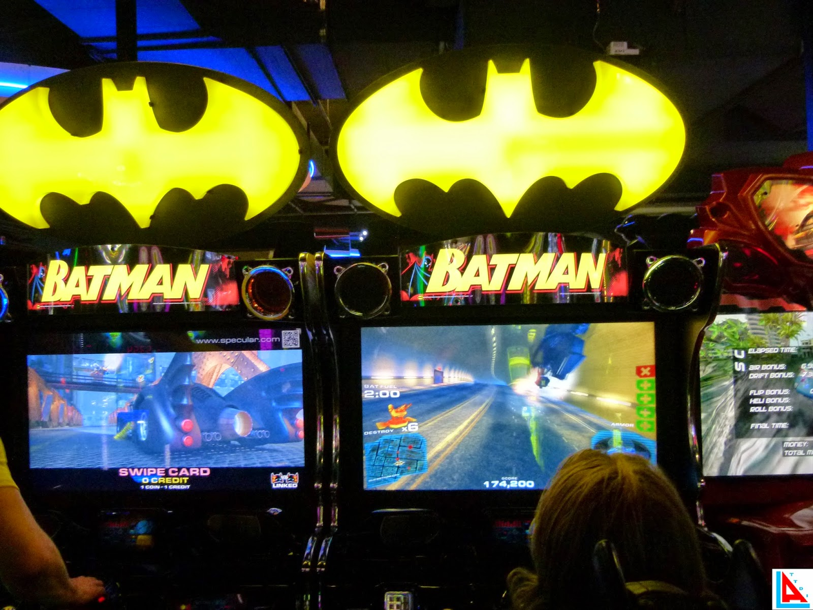 Dave and busters printable coupons january 2013 - One Of The Best Is Namco S Pac Man Smash A Take On Air Hockey The Game Gets Crazy As Multiple Tiny Pucks Get Dropped Down At Different Intervals That Can