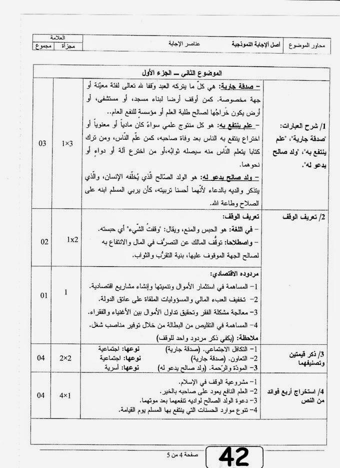 publi il y a 22nd january 2015 par mahdi sli - Resume De Science 3as Algerie