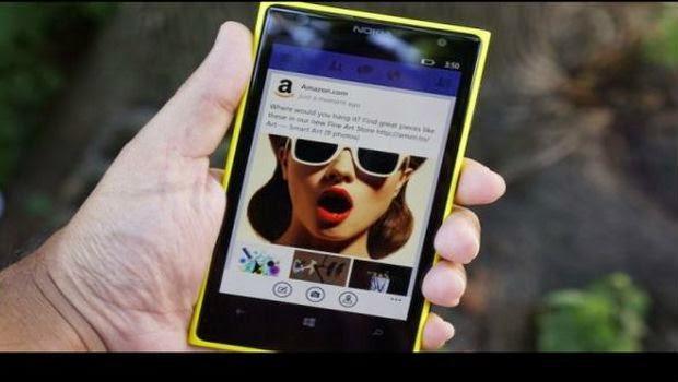 Nokia Lumia 1020 Sudah Dapat Cicipi Windows Phone 8.1