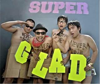 Chord Gitar Superglad - Sampai Akhir Nanti