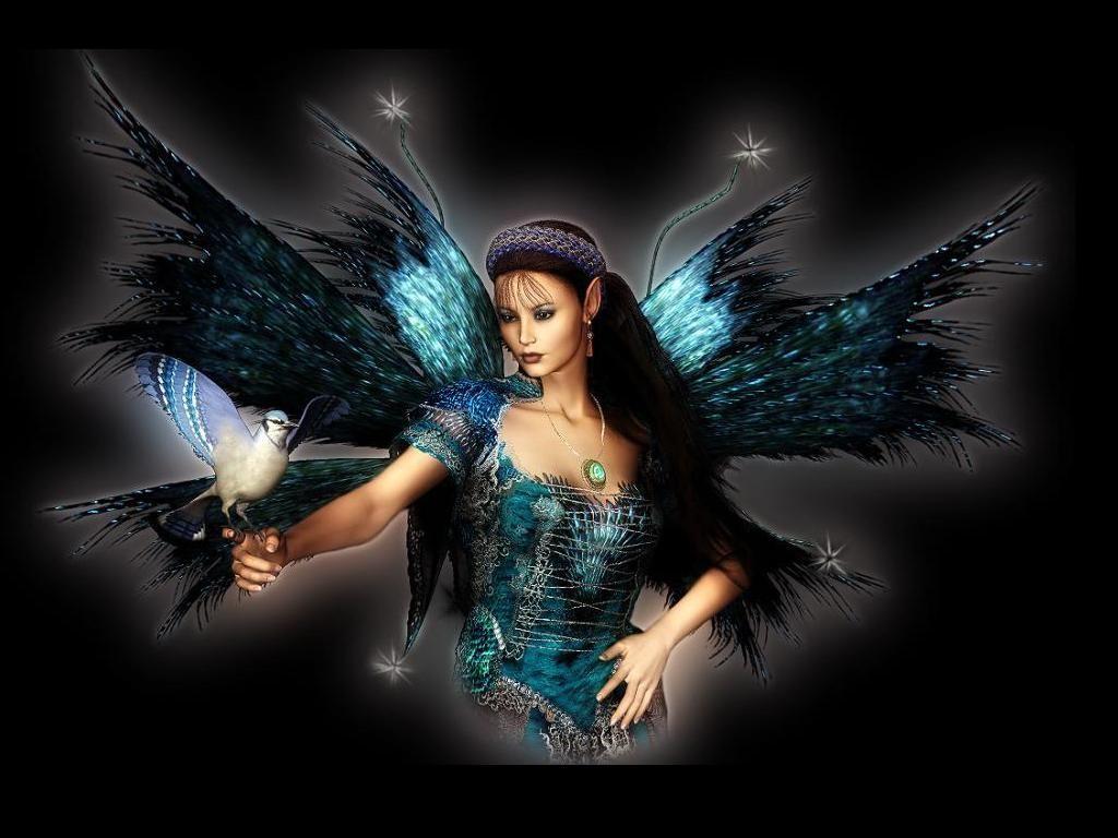 Láminas e impresiones digitales.: Láminas de hadas y ángeles.