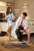 No Strings Attached, dvd, blu-ray, cover
