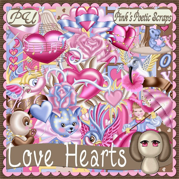 Love Hearts - BNB - BT