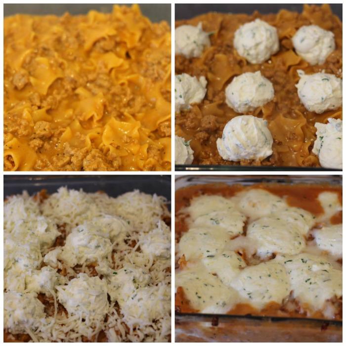 Baked Hamburger Helper® Lasagna (printable recipe)